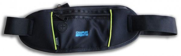 ACRA JXD12 Sportrovní ledvinka s kapsičkou pro MP3