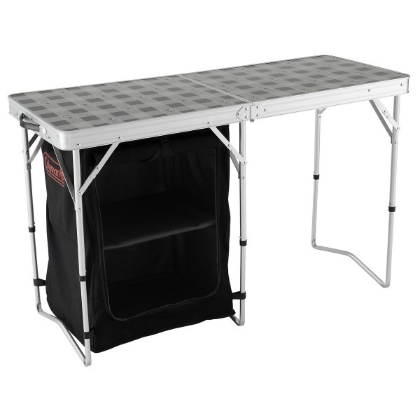 2in1 Camp Table and Storage