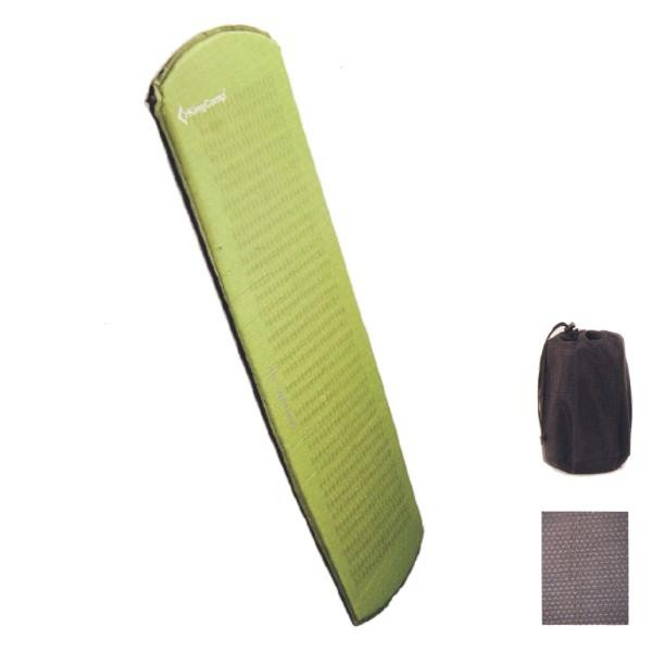 Samonafukovací karimatka KING CAMP Dot Light Lady